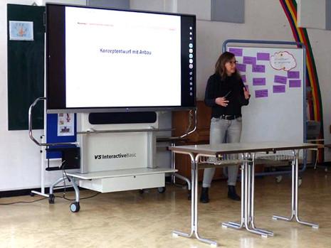 Workshop Hebelschule