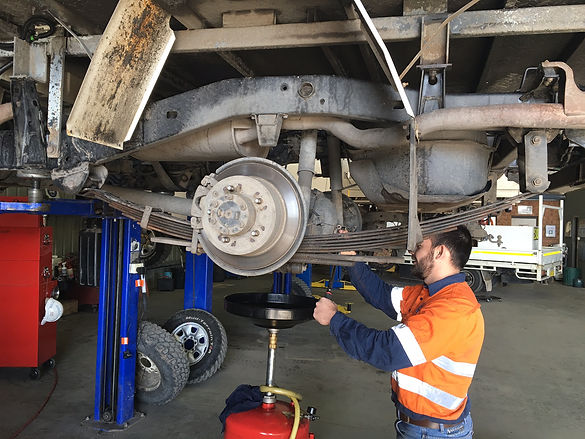 Mechanic Muswellbrook