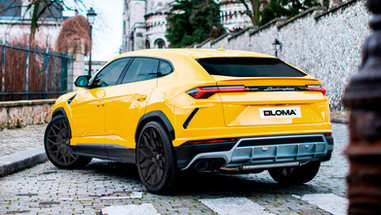 LUXURY FORGED CONCAVE WHEELS LAMBORGHINI URUS | LOMA WHEELS