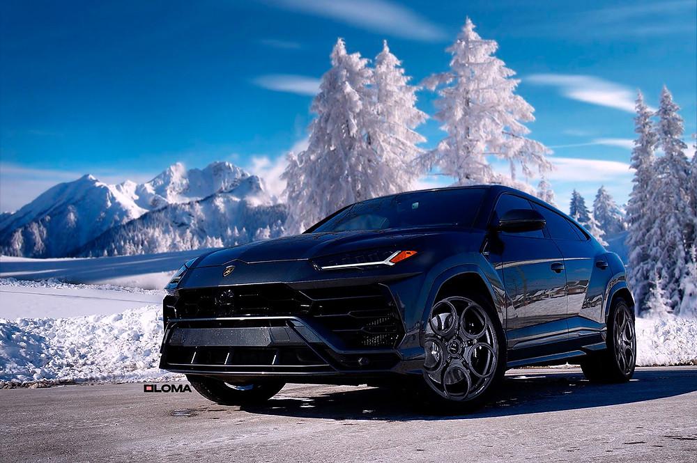 Lamborghini_Urus_Tuning_Custom_Rims_LOMA_Wheels_1