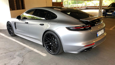 ALLOY FORGED RIMS PORSCHE PANAMERA | LOMA GTC-SL WHEELS