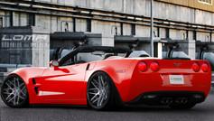 Corvette Aftermarket Wheels Rims. Pic-34