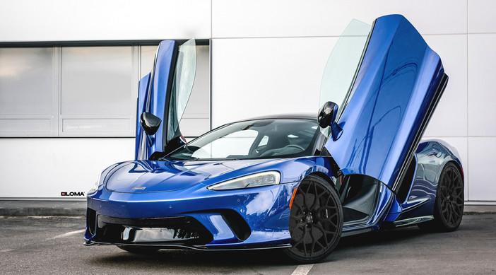 McLaren 540S.