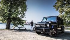 LOMA WHEELS | Mercedes G63 AMG