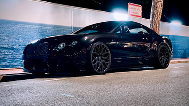 LUXURY FORGED CONCAVE WHEELS BENTLEY GT SPEED | LOMA WHEELS