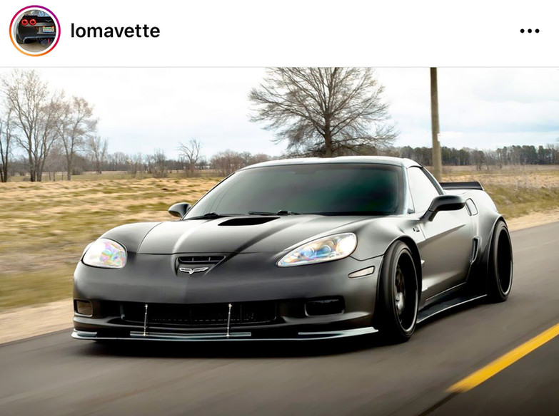 LOMA CORVETTE GT2 WIDEBODY | RYAN BOMERS