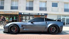 Corvette Aftermarket Wheels Rims. Pic-26
