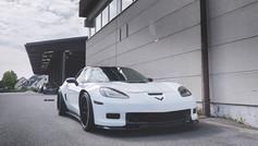 Corvette Aftermarket Wheels Rims. Pic-14