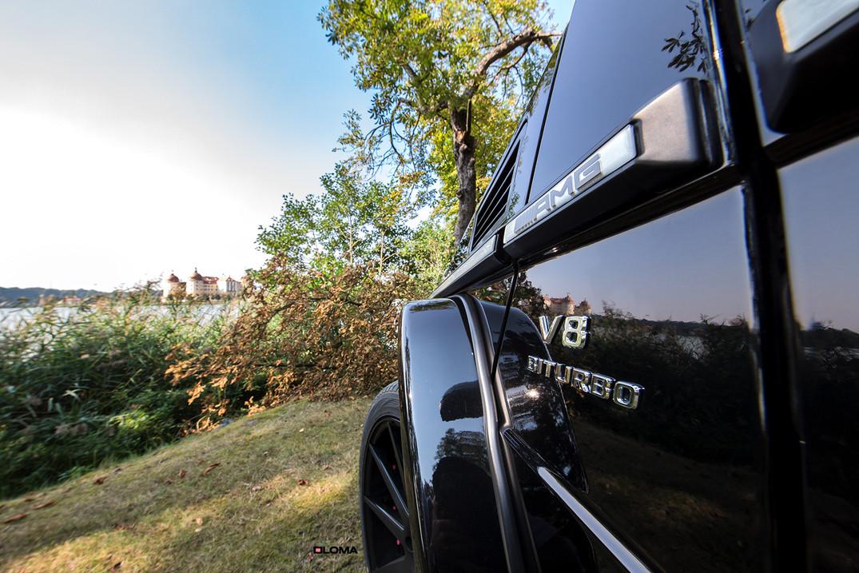 LOMA WHEELS   Mercedes G63 AMG