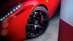 LOMA WHEELS | Ferrari 458 Italia Spider