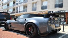 Corvette Aftermarket Wheels Rims. Pic-27