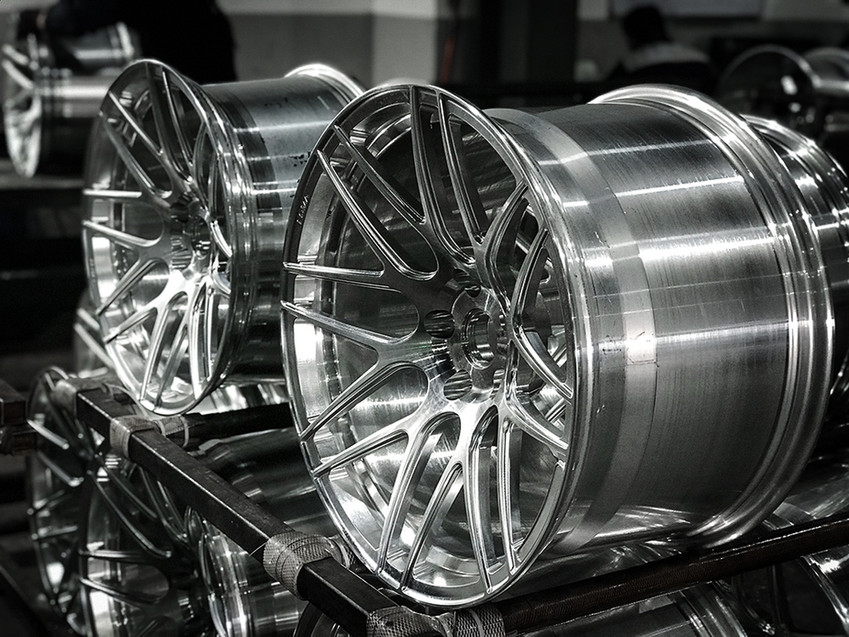 GTC Custom Forged Concave Wheels