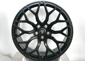 LOMA BLACKFORCE ONE STAGGERED FORGED WHEELS FOR THE BENTLEY GT SPEED IN 22-INCHES