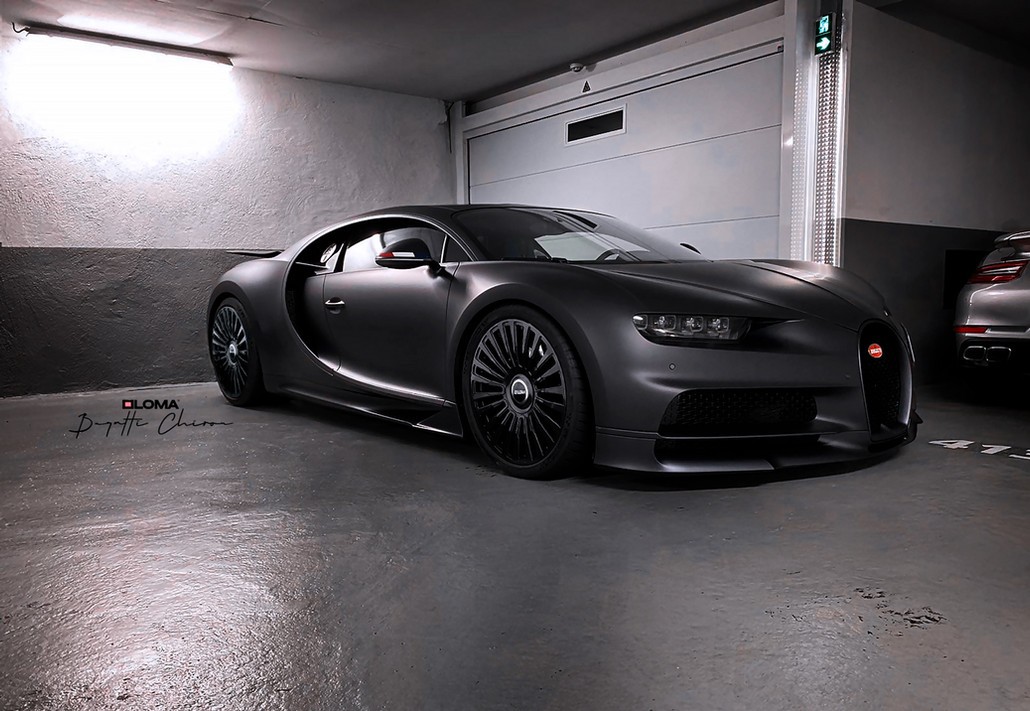 FORGED LUXURY WHEELS BUGATTI CHIRON | LOMA WHEELS