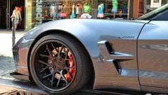 Corvette Aftermarket Wheels Rims. Pic-25