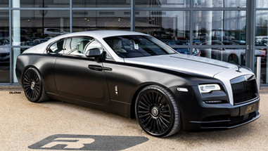 Three Piece Wheels | Rolls Royce Wraith