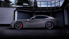 Your Ferrari F8 Tributo Custom Wheels are waiting for you as our inventory is the top-notch selection of custom wheels. Ferrari F8 Tributo Custom Wheels in 19, 20, 21 and 22 Inches are available also for the Testarossa, 355, 360, 430, F12, 488, Portofino, 812, LaFerrari and other Ferrari models. Perfect for daily driving and your track days. Pic-28