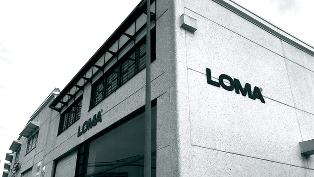 LOMA WHEELS   ONE OF OUR PRODUCTION PLANTS