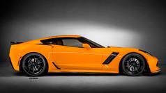 Corvette Aftermarket Wheels Rims. Pic-3