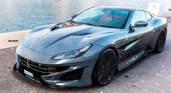 ALLOY FORGED RIMS FERRARI PORTOFINO | LOMA SP1-SL WHEELS