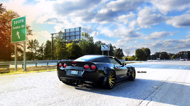 CORVETTE BODY KIT | WIDEBODY CORVETTE | C6 CORVETTE WIDE BODY KIT
