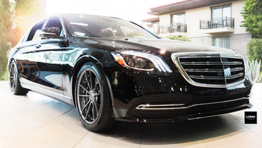 ALLOY FORGED RIMS MERCEDES S560 | LOMA GT3-SL WHEELS