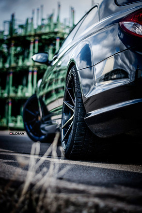 CUSTOM FORGED CONCAVE WHEELS MERCEDES CL500 AMG WHEELS | LOMA RS-F1 SUPER CONCAVE