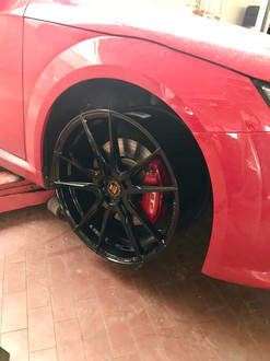 CUSTOM FORGED CONCAVE WHEELS AUDI TT WHEELS | LOMA RS-F1 SUPER CONCAVE