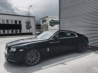 ALLOY FORGED RIMS ROLLS ROYCE WRAITH | LOMA SP1-SL WHEELS