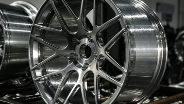Fresh out of the machine | LOMA Wheels