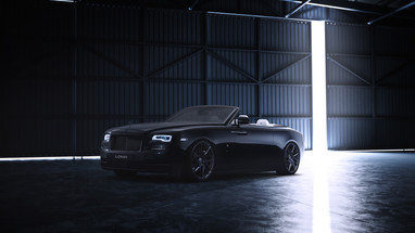 ALLOY FORGED RIMS ROLLS ROYCE DAWN | LOMA SP1-SL WHEELS