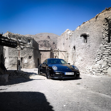 Porsche 997 Turbo Custom Forged Concave Wheels