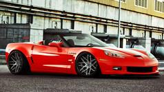 Corvette Aftermarket Wheels Rims. Pic-29