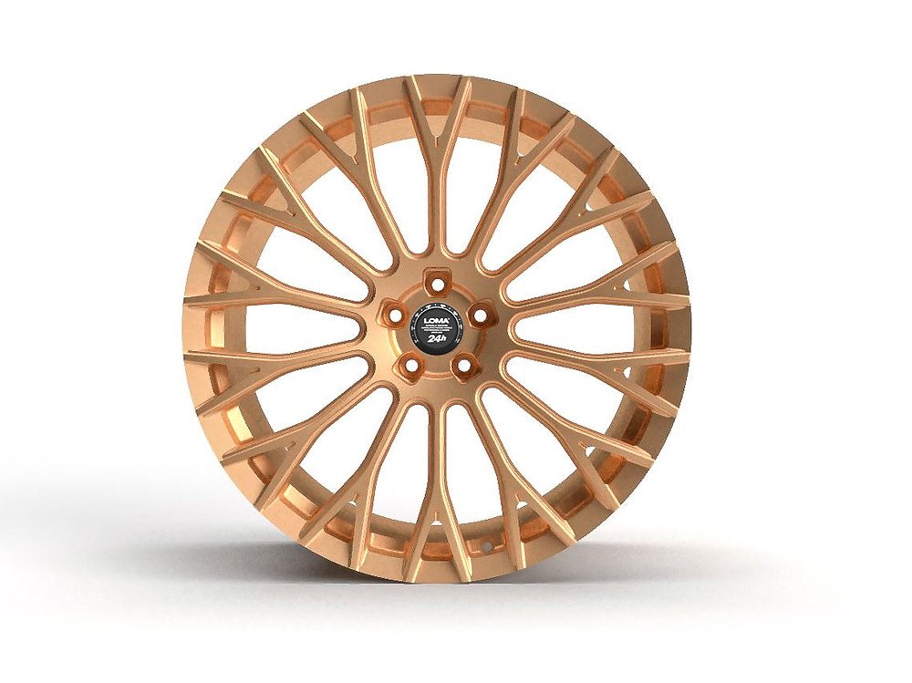 loma-blazing-star-luxury-forged-concave-wheels-beluga-rose-gold-front.