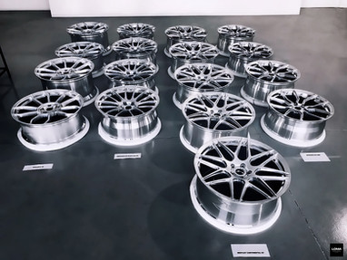 LOMA WHEELS PRODUCTION FOR FORGED WHEELS REACHES MAXIMUM CAPACITY IN 2019.