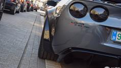 Corvette Aftermarket Wheels Rims. Pic-28