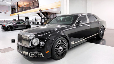 LOMA BENTLEY MULSANNE