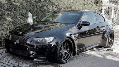 Three Piece Wheels Stream | BMW M3 Widebody