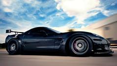 Corvette Aftermarket Wheels Rims. Pic-47