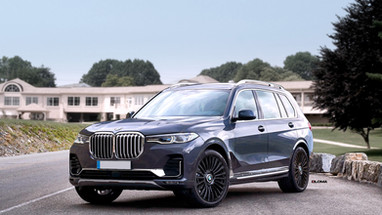 Three Piece Wheels | BMW X7