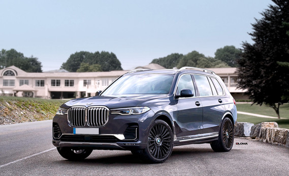 FORGED LUXURY WHEELS BMW X7 | LOMA WHEELS