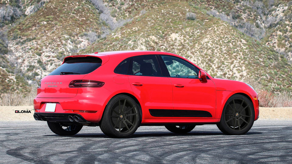 PORSCHE MACAN 20 INCH WHEELS | PORSCHE MACAN 21 INCH TURBO WHEELS | PORSCHE MACAN BLACK RIMS