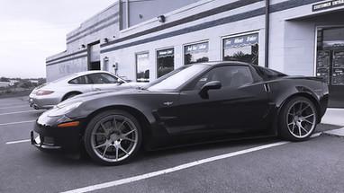 Three Piece Wheels Stream | Chevrolet Corvette