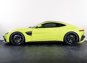 LOMA ASTON MARTIN VANTAGE TUNING WITH SPECIAL EDITION FORGED WHEELS IN 21-INCHES