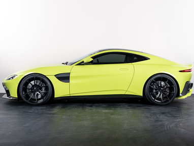 VANTAGE WHEELS FOR THE NEW ASTON MARTIN WEAPON.