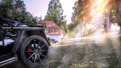 Mercedes G Class Custom Wheels | Mercedes G Class Concave Wheels.