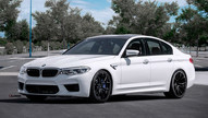 2019 LOMA BMW M5