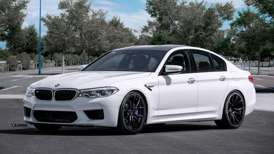 BMW M5 | LOMA WHEELS