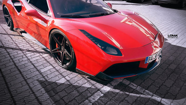 ALLOY FORGED RIMS FERRARI 488 | LOMA GTO-SL