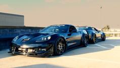 Corvette Aftermarket Wheels Rims. Pic-48